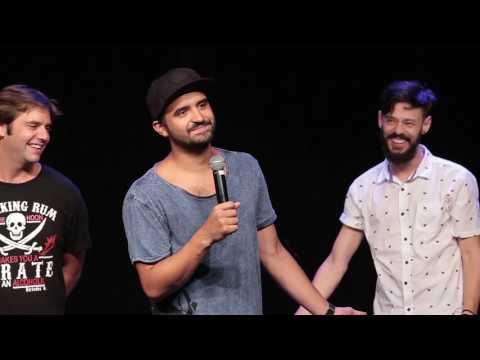 Desafio Comédia Ao Vivo - Oscar - Stand up Comedy
