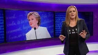 Debate 3: The Good, The Bad, The Nasty (Act 1, Part 2) | Full Frontal with Samantha Bee | TBS