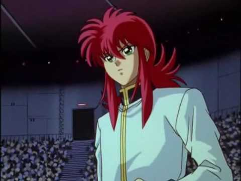 Kurama vs. Gama, This isn't the FULL fight, but most of it. I do not own this anime or in any cast or what not of this anime. English Dub Property of FUNimation