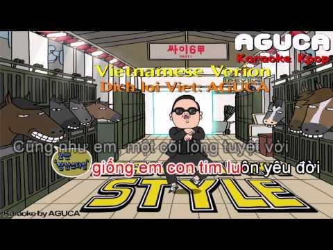 [Karaoke Việt] Gangnam Style - PSY