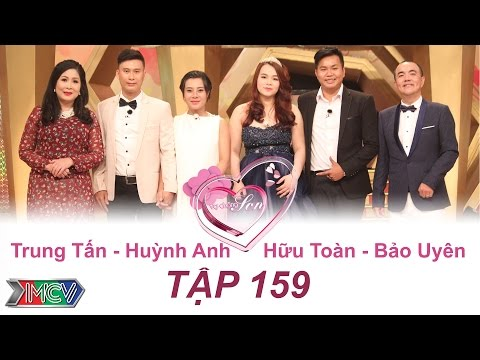 Trung Tấn - Huỳnh Anh | Hữu Toàn - Bảo Uyên | VỢ CHỒNG SON | Tập 159 | 28/08/2016