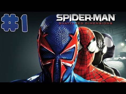 Spider-Man: Shattered Dimensions - Walkthrough - Part 1 - Tutorial (PC ...: http://phimvideo.org/spider-man-shattered-dimensions-walkthrough-complete-game-movie.oJRhXl5zmpqfd5Q.html