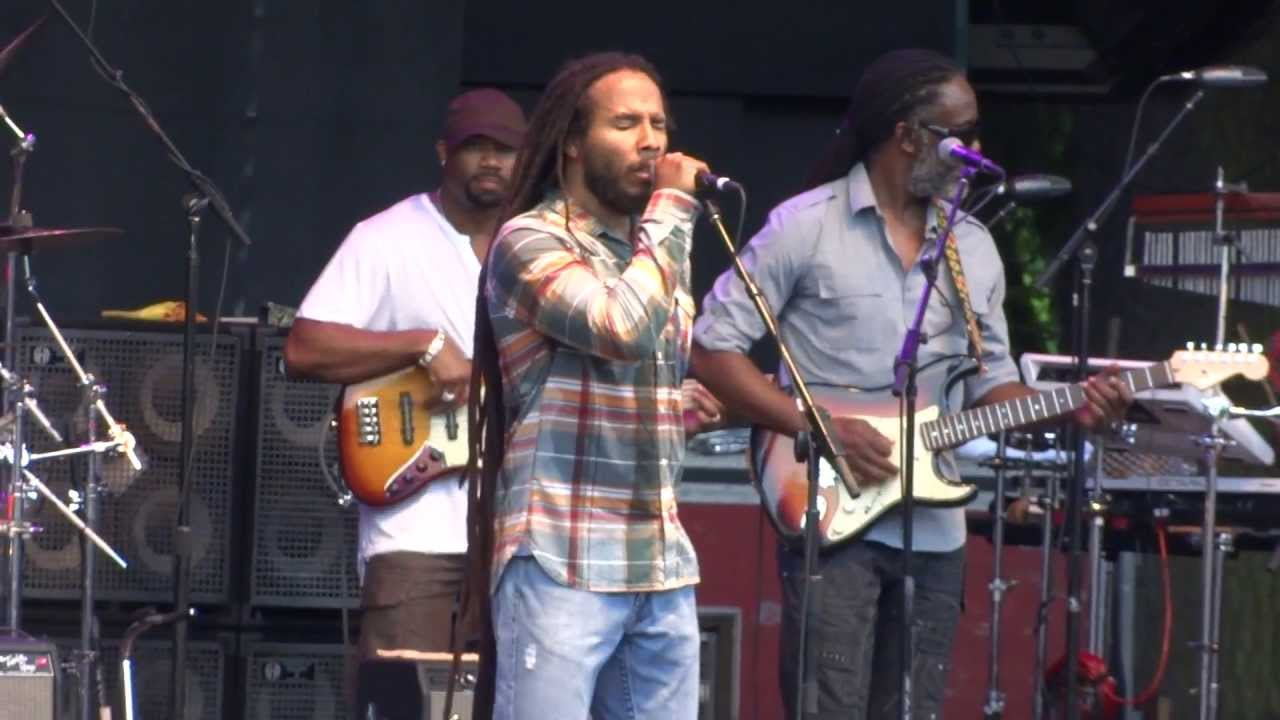 ziggy marley - could you be loved 2013-06-30 live   oregon zoo  portland  or
