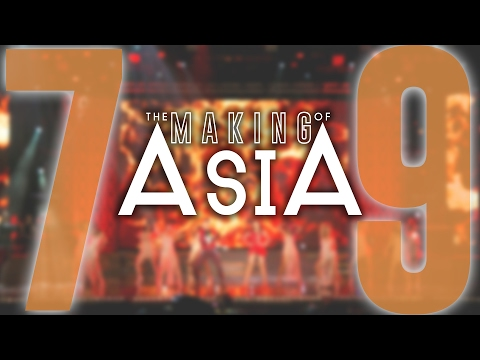 «the MAKING of ASIA 79» Love is Forever [BEHIND THE SCENES]