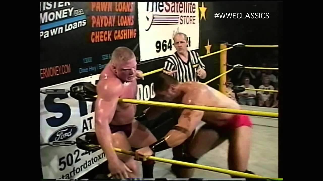 Displaying 20 gt  Images For - Brock Lesnar Vs Batista Ovw   Batista Vs Brock Lesnar Ovw