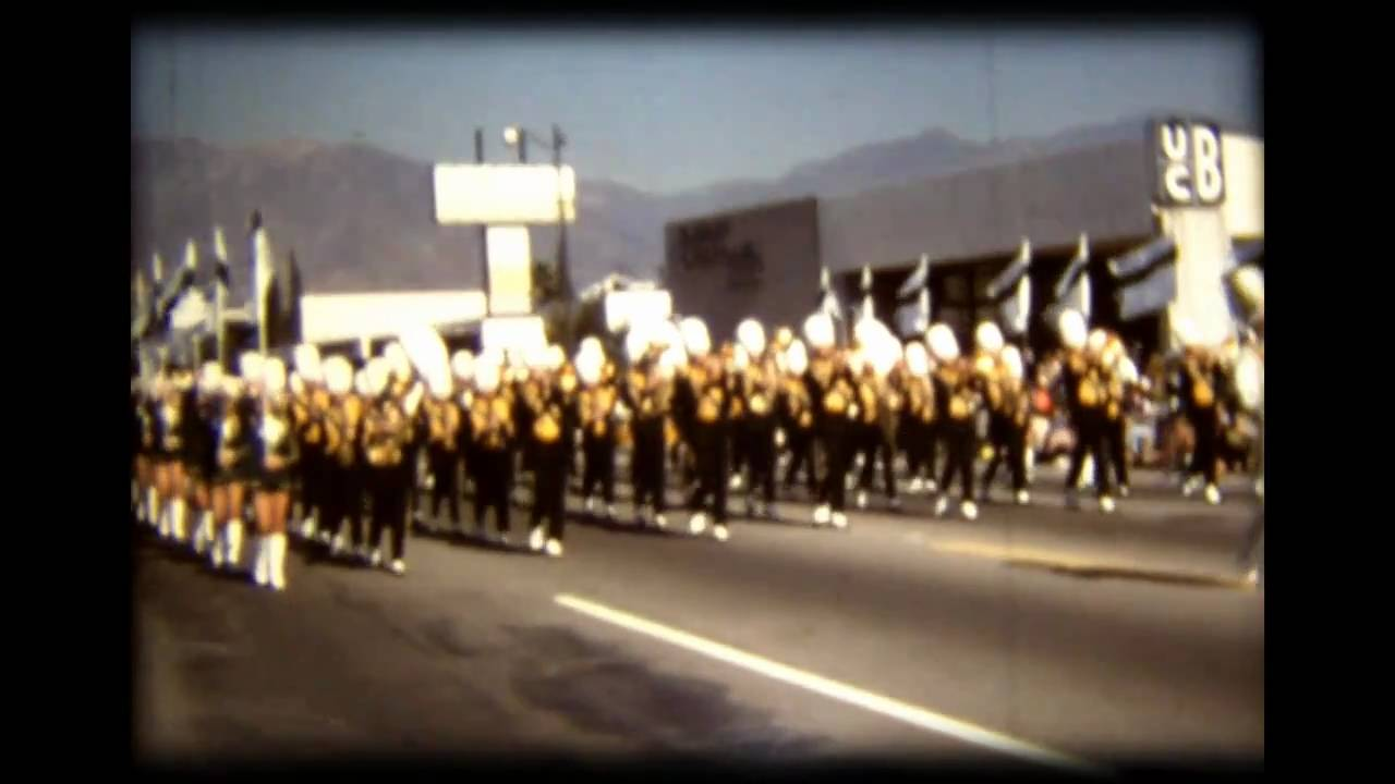 Temple City High School Marching Band Competition