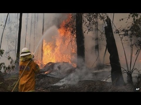 'Homes and lives at risk' in Australia wildfires - Actual News
