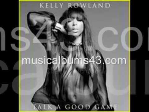 Kelly Rowland Talk A Good Game Artwork
