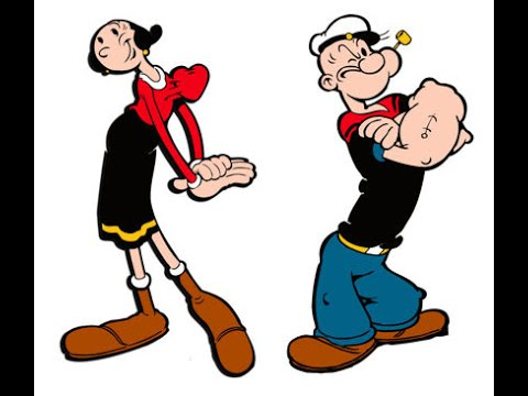Phim hoạt hình [Thủy thủ Popeye] Tập Cô Dâu Và Những Đứa Trẻ