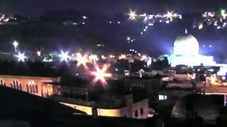 2nd UFO Jerusalem Dome Of The Rock Temple Mount UFO Video