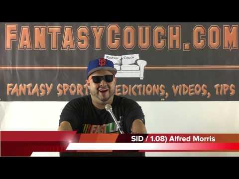2013 Fantasy Football Draft Results - Live Draft Video