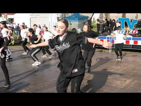 Taneční vystoupení ACTIWITY D.C. - XXIX.Svatováclavské slavnosti Břeclav 2021
