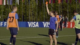 Referees prepare for the 2015 FIFA Women's World Cup™ - Duration: 2:00.
