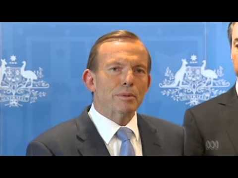Prime Minister Tony Abbott accuses Clive Palmer of trying to buy seats in WA senate