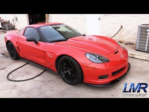 Holy Crap! - 1001hp Z06 Carbon Edition