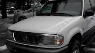 1997 Mercury Mountaineer AWD videos