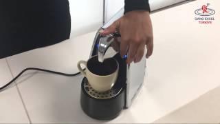Luvoco Kahve Makinesi Kullanımı