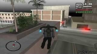 GTA San Andreas Como Llegar A Los Santos Por El Inframundo