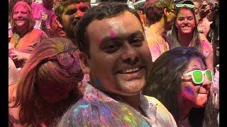 Fun, Colors, Music @ Holi Hai Festival 2014 In New York