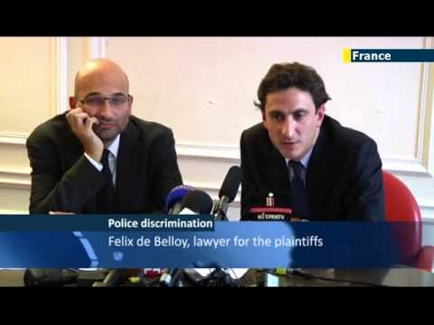 French court clears police of racist profiling: French police accused of targeting ethnic minorities
