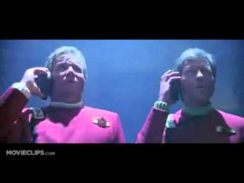 Star Trek VI: The Undiscovered Country - Kirk Bones Trial Trailer and iPhone 4 and iPhone 5 Case