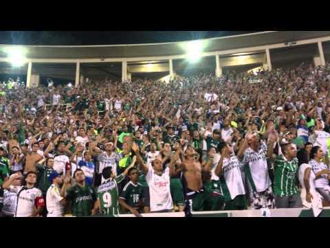 Hino do Palmeiras - Mancha Verde