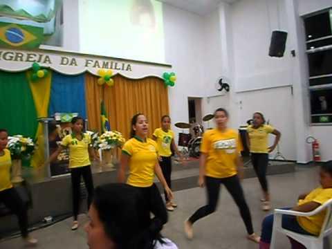 A Igreja Vem - Anderson Freire - Coreografia PIB no Bairro Ideal