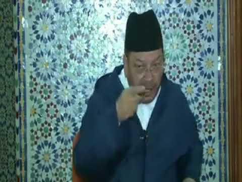 شاهدوا..عاجل العلامة بنجمزة يجيب أصحاب مقررات الدارجة