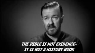Ricky Gervais   Religion VS Atheism