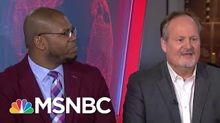 O'Brien: The Crisis Isn't At The Southern Border, It's In The White House | Velshi & Ruhle | MSNBC