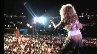Tina Turner Addicted To Love (Live In Rio Of Janeiro