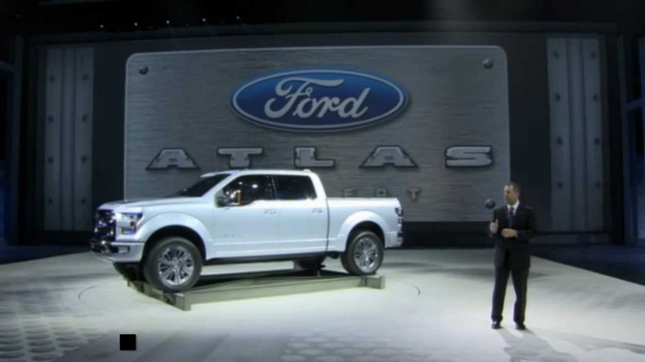 2015 Ford F 150 Atlas