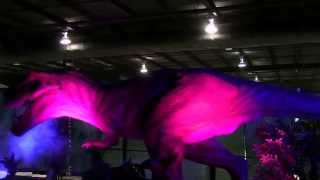 DISCOVER THE DINOSAURS WITH J.J. IN HENDERSONVILLE, TN Indoor Dinotrek