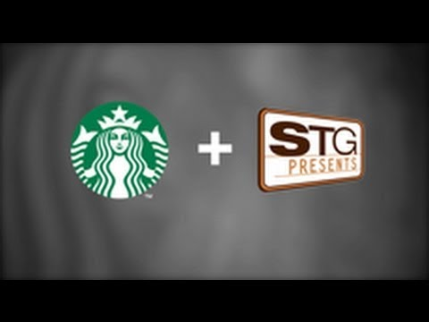 STGtv: STG + Starbucks Partnership
