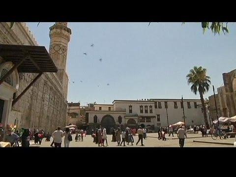 Συρία: Στους Αμερικανούς πολίτες απευθύνονται οι κάτοικοι της Δαμασκού