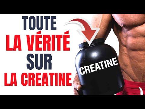 Toute la LA VÉRITÉ sur la CREATINE !