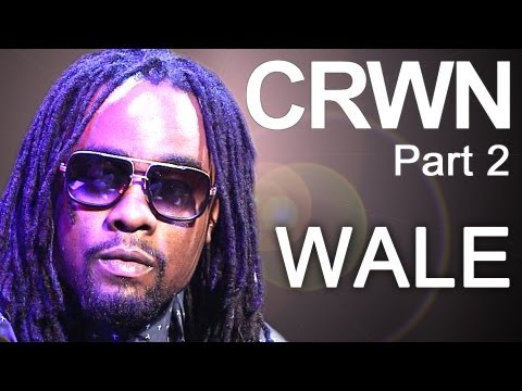 "CRWN w/ Elliott Wilson Ep. 3 Pt. 2 -- Wale Calls out the ""Hater Generation"""