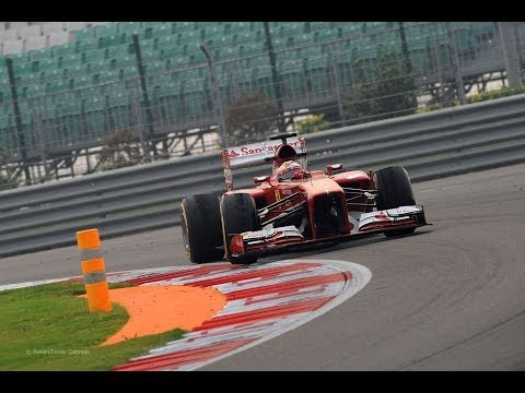 F1T Sport League POG #16 GP India F1 2013