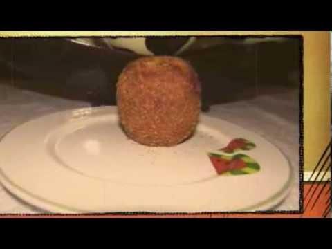 Manzana con chile y tamarindo