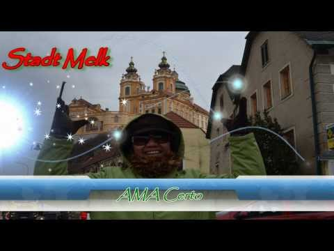 JULIANA'S WORLD TRAVEL AND TOURS: AMA Certo-Stadt Melk, Austria