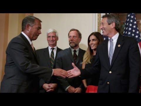 Sanford on prospect of 2020 White House run