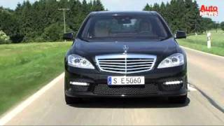 Mercedes S-Class S500 And S600 Tribute Video videos