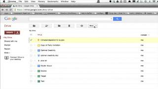 How To Get A PowerPoint From Google Docs To A Flash Drive