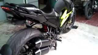 Yamaha FZ16/Byson Modification