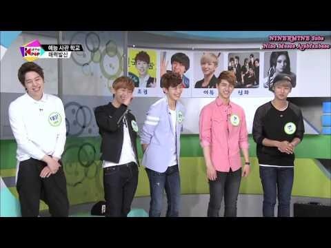 trong video [ArabicSubs] 130521 Kyungri - All The Kpop Ep.34 Part 1/3