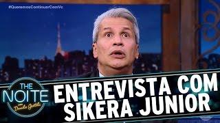 Entrevista com Sikera Jr no Danilo Gentili