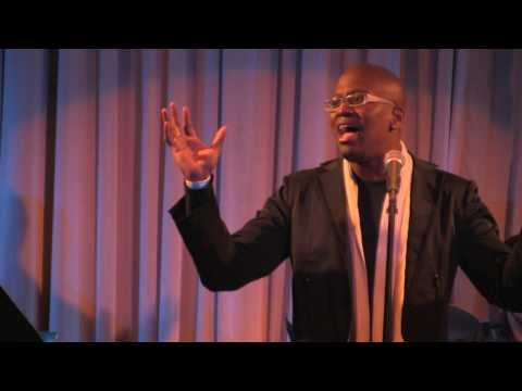 Tituss Burgess singing Quiet written by Jonathan Reid Gealt