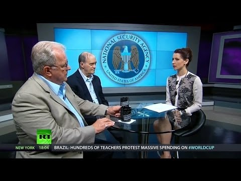 [395] EXCLUSIVE: Two Top NSA Veterans Expose Shocking History of Illegal Spying