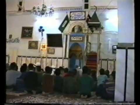 الصلاه مع التوحيش- بصوت المرحوم الشيخ عباس عبد الحميد اسماعيل نحف