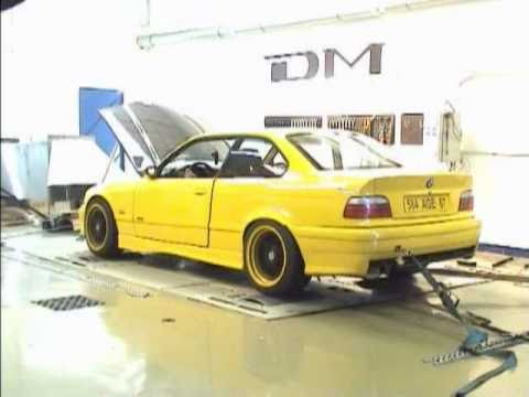 BMW M3 e36 3.2L turbo 605hp 742nm SP98 boost  1.5Bar